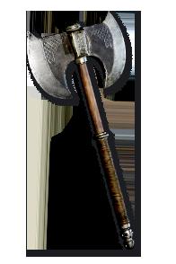 Diablo 2 Battle Axe