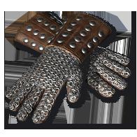 Diablo 2 Bracers - Medium