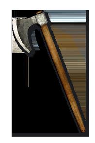 Diablo 2 Broad Axe