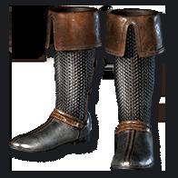 Diablo 2 Chain Boots