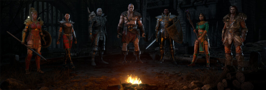 Poll - What Diablo 2 Resurrected Class Will You Play First?