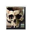 Diablo 2 Chipped Skull