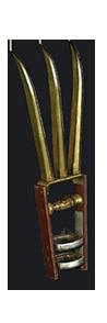 Diablo 2 Claws