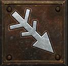 cold arrow