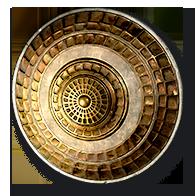 Diablo 2 Crown Shield