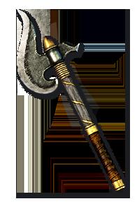 Diablo 2 Deathspade Axe