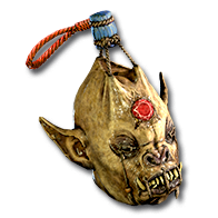 Diablo 2 Demon Head