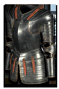 Diablo 2 Field Plate Armor