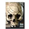 Diablo 2 Flawed Skull