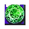 Diablo 2 Flawless Emerald