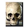 Diablo 2 Flawless Skull