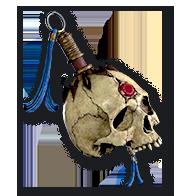 Diablo 2 Gargoyle Head