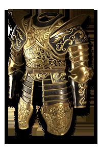 Diablo 2 Goldskin Armor