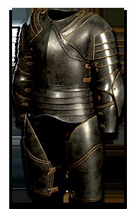 Diablo 2 Gothic Plate Armor