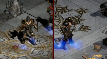 A Closer Look at the Diablo 2 Resurrected Improved Environments