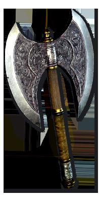 Diablo 2 Great Axe