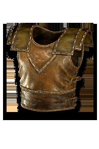 Diablo 2 Hard Leather Armor
