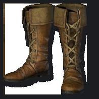 Diablo 2 Heavy Boots