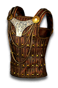 Diablo 2 Ironpelt Armor