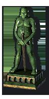 Diablo 2 Jade Figurine