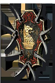 Diablo 2 Lance Guard Shield