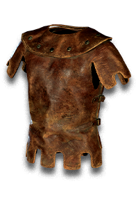 Diablo 2 Leather Armor