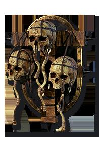 Diablo 2 Lidless Wall Shield