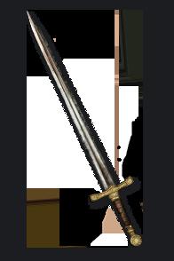 Diablo 2 Long Sword