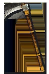 Diablo 2 Military Pick Axe