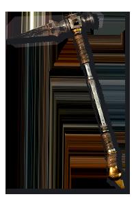 Diablo 2 Mindrend Axe