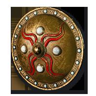 Diablo 2 Pelta Lunata Shield