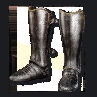 Diablo 2 Plate Boots