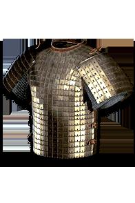 Diablo 2 Plate Mail Armor
