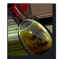 Diablo 2 Preserved Head
