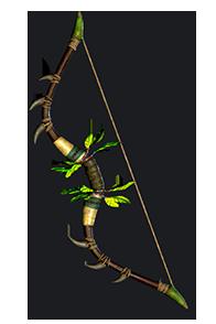Diablo 2 Pullspite Bow