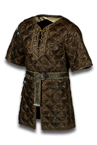 Diablo 2 Quilted Armor