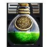 Diablo2 Rancid Gas Potion