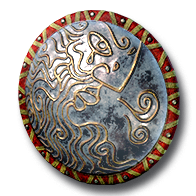 Diablo 2 Rondache Shield