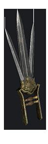 Diablo 2 Scissors Katar