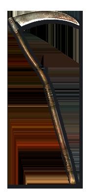 Diablo 2 Scythe