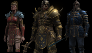 A look at all 32 updated Diablo 2 Resurrected Item Sets Visuals