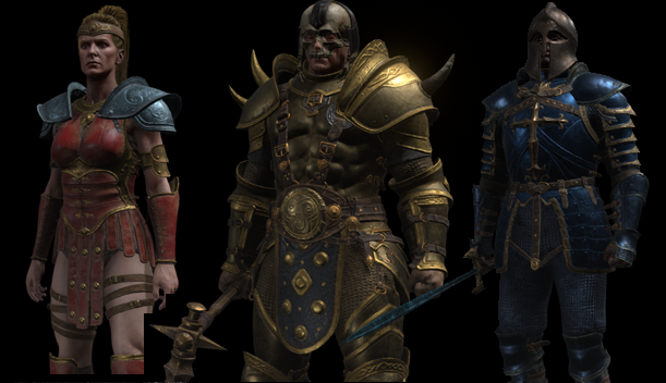 Check out the Diablo 2 Resurrected Updated Item Set Visuals
