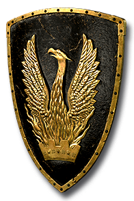 Diablo 2 Steelclash Shield