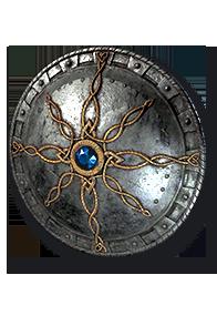 Diablo 2 Stormchaser Shield