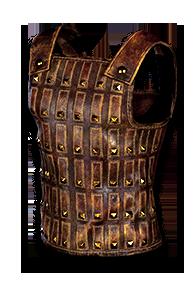 Diablo 2 Studded Leather Armor