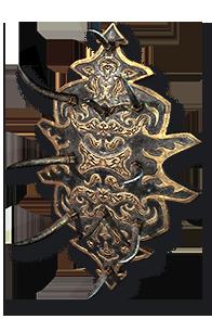 Diablo 2 Swordback Hold Shield
