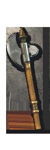 Diablo 2 The Gnasher Axe