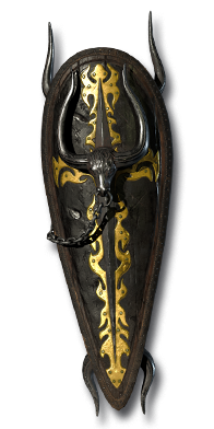 Diablo 2 The Ward Shield