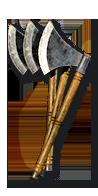 Diablo 2 Throwing Axe