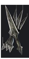 Diablo 2 Throwing Knife